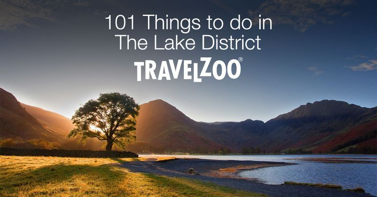 The ultimate interactive guide to the Lake District & Cumbria, with 101 inspiring ideas to make it easy to plan your trip.