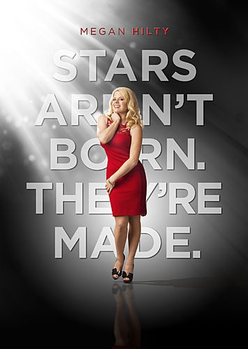 Stars Aren't Born. They're Made.