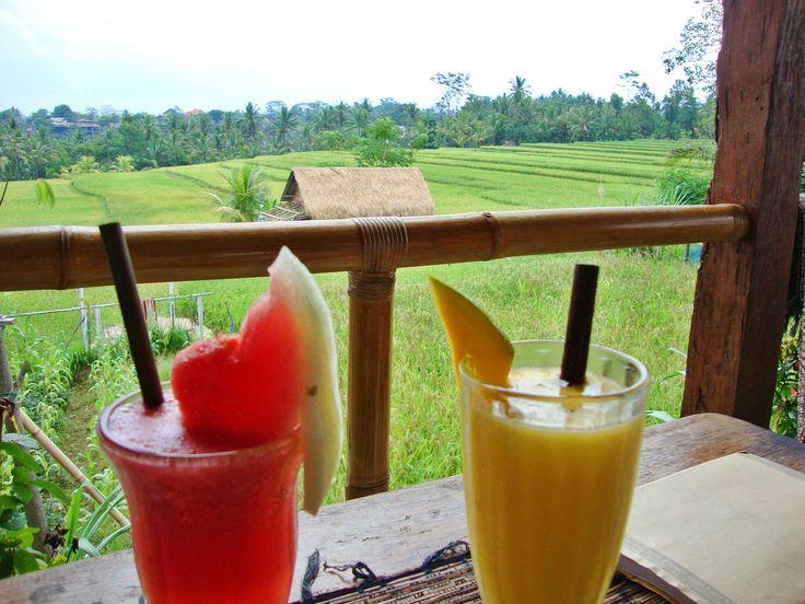 Bali Ubud ウブドにあるオーガニックカフェ「ボダッマリア」