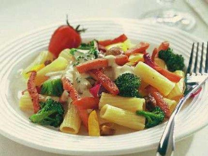 Festkorv med pasta