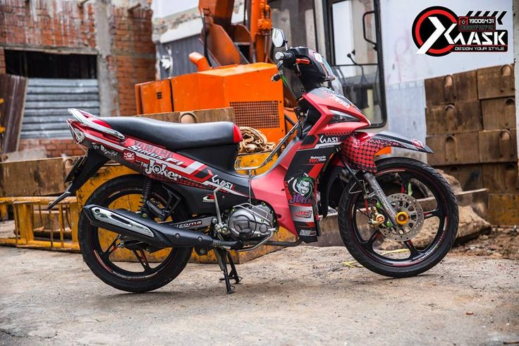 Тюнинг мотоцикла Dofull 02-V - фото 10