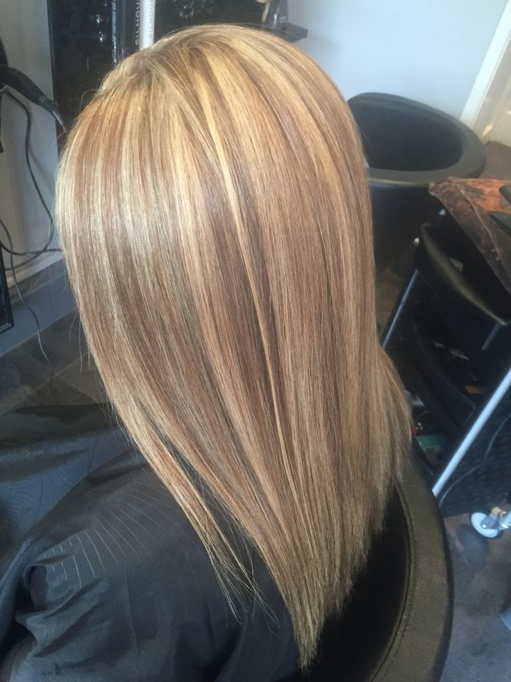 Multi Tonal Blonde Hair Color Highlights Cool