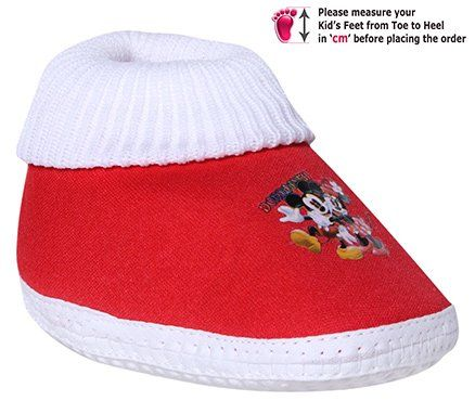 By Divyaprakash, Little's Fancy Sock Style Booties - Red And White http://www.firstcry.com/littles/littles-fancy-sock-style-booties-red-and-white/39102/product-detail