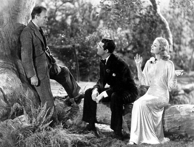 """Eve Out of The Garden: """"Topper"""" -- Cary Grant and Constance Bennett -- 1937"""