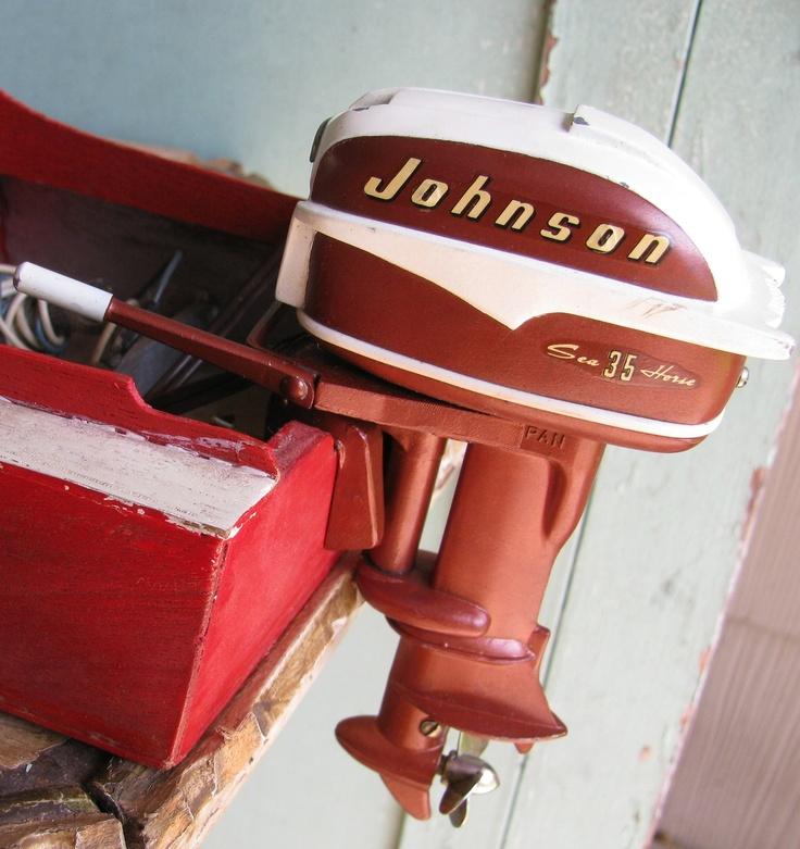 Vintage johnson outboard motor vintage outboard motors for Johnson evinrude outboard motors for sale
