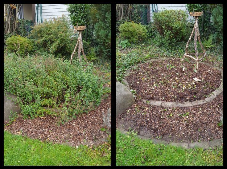 Popular Beete im Garten f r den Winterschlaf vorbereiten garten beet unkraut