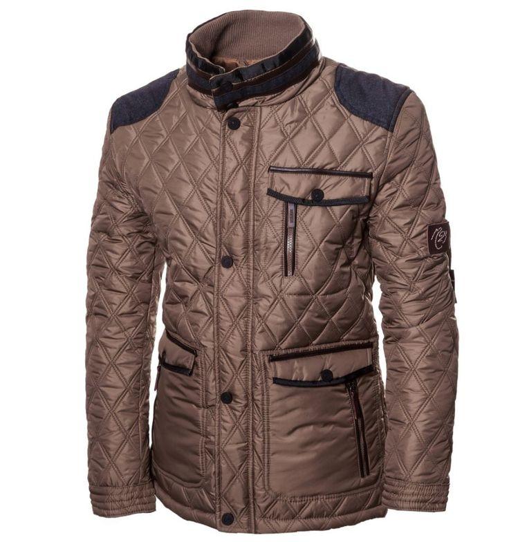 Куртка хаки с воротником-стойкой по супер выгодной цене, с доставкой по Москве и России без предоплаты. Приезжайте к нам в магазин!