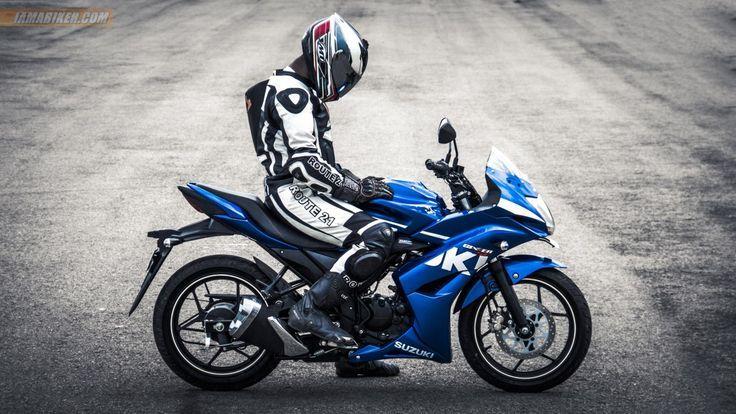 Suzuki Gixxer SF HD wallpapers   IAMABIKER motorcycle wallpapers