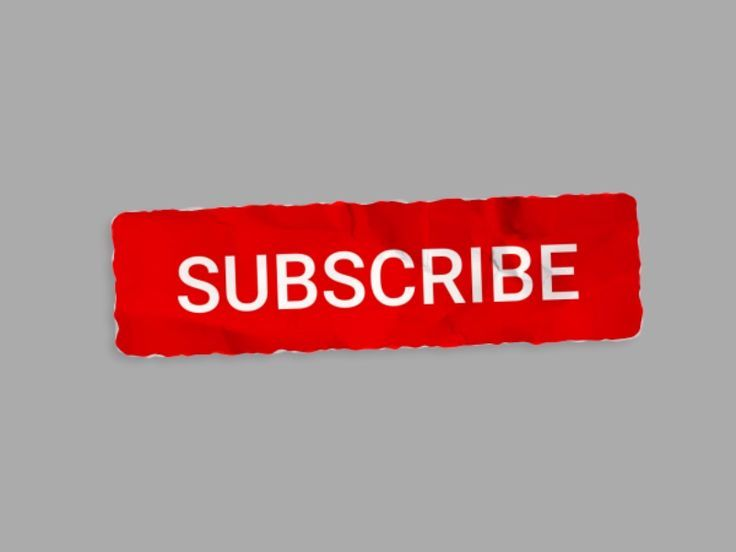 Subscribe Button Animation Video Footage Element Download Template Overlay Youtube Subscribers Ideas Of Youtube Subscriber Logo Youtube Objek Gambar Gambar