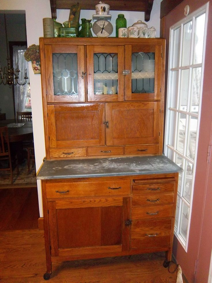 Best Hoosier Cabinets Sentimental Life My Hoosier Cabinet 400 x 300