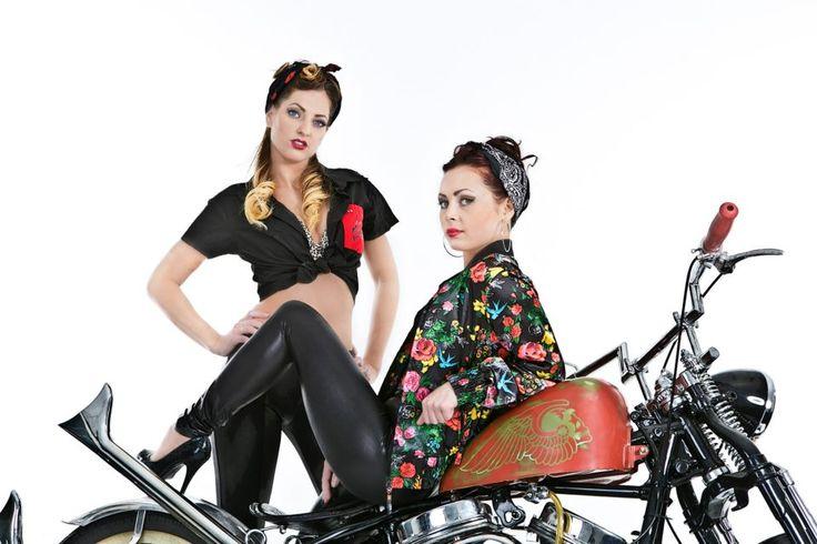 (1) Pinup, Glamour & Boudoir!