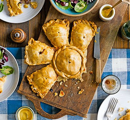 Tear & Share Pasty