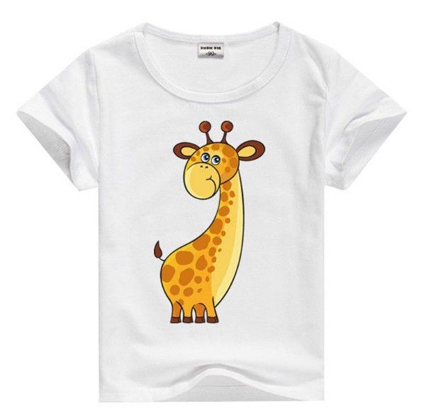 Dětské krásné tričko s krátkým rukávem žirafa – détká trička + POŠTOVNÉ ZDARMA Na tento produkt se vztahuje nejen zajímavá sleva, ale také poštovné zdarma! Využij této výhodné nabídky a ušetři na poštovném, stejně jako …