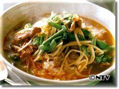 辛いスープで心もからだもホット&パワフルに「カルビクッパ」のレシピを紹介!