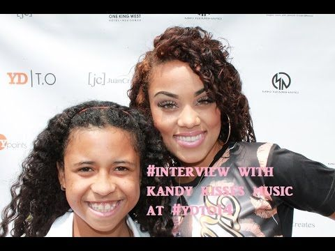 My interview with Kandy Kisses Music at #YDTO14
