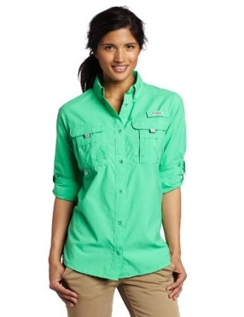 10 best buy womens fishing clothing images on pinterest for Columbia fishing shirts womens