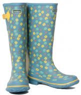 Evercreatures Floral  Wellington Boots