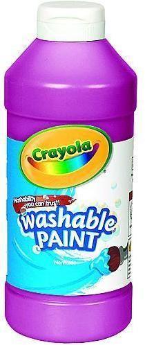 Crayola Washable Paint (Magenta)