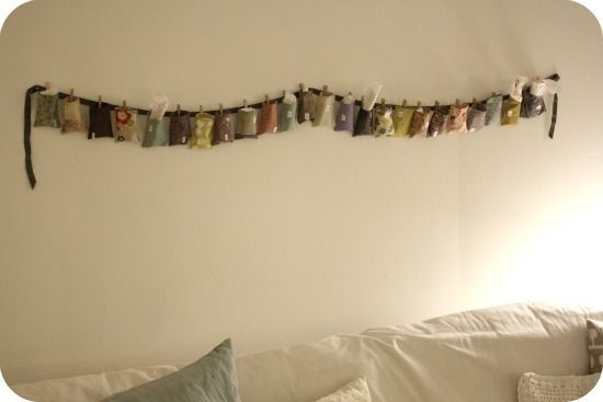 Magnifique calendrier de l'avent - Mes Serins - Ce blog est une Merveille ! - Voir son shop : http://messerinsshop.canalblog.com/
