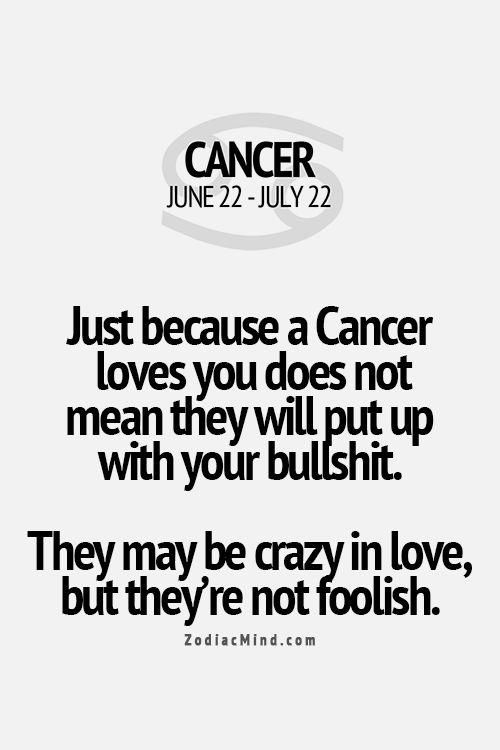 Cancer Zodiac Sign Quotes images