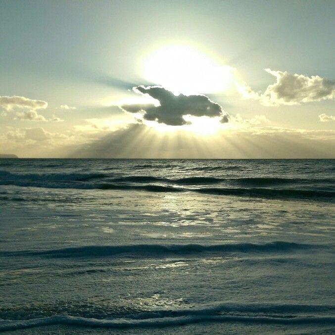 Sunset @Carrickalinga SA.