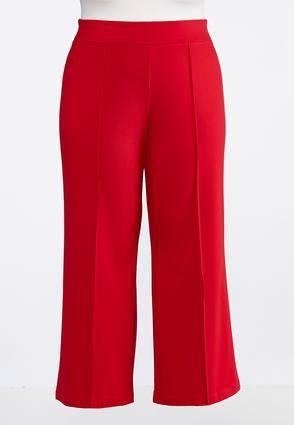 c116926408f Cato Fashions Plus Size Wide Leg Ponte Pants  CatoFashions