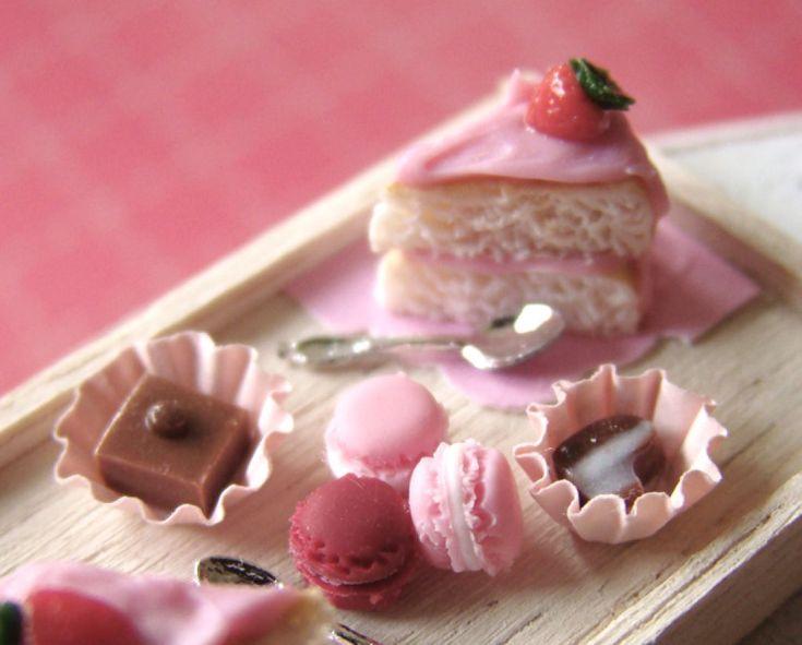 miniature food art8 Miniature Food Art by Stephanie Kilgast