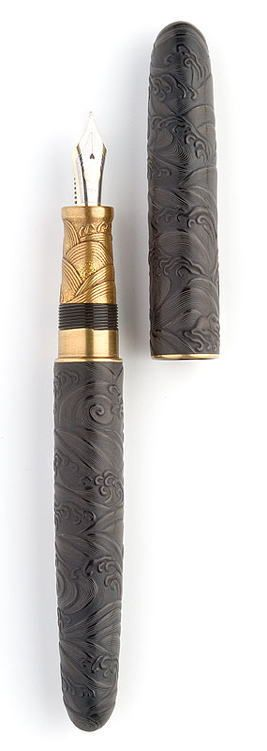NAKAYA FOUNTAIN PEN - Japanese handmade fountain pens