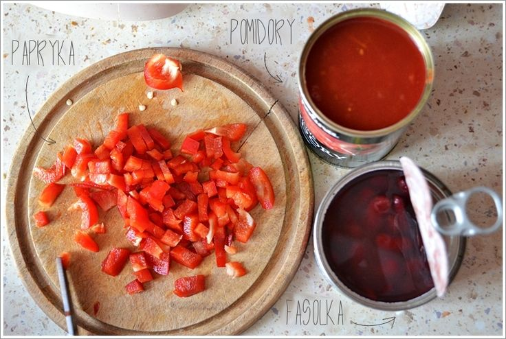 Łatwy obiad po meksykańsku - Chili con carne | One Little Smile
