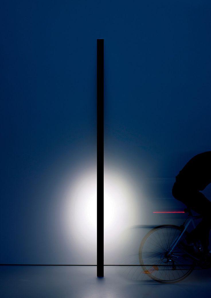FERRO - Outdoor floor LED lamp - IP65