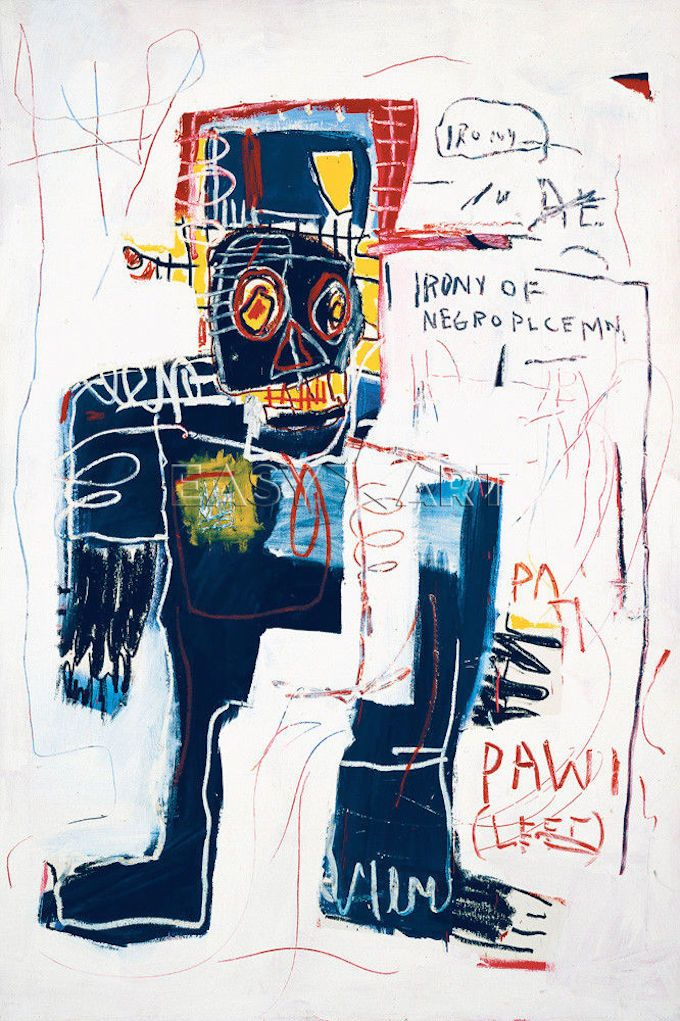 For $30 You Can Finally Own a Basquiat Print | Complex