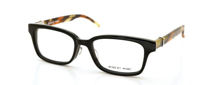 ROBERT MARC ロバートマーク メガネ mod.802 col.200-Midnight optician | ponmegane
