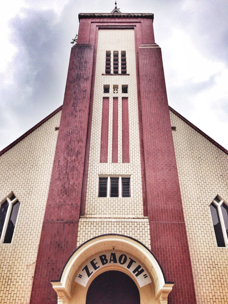 GPIB Zebaoth Bogor