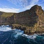 isole Faroe, Danimarca.