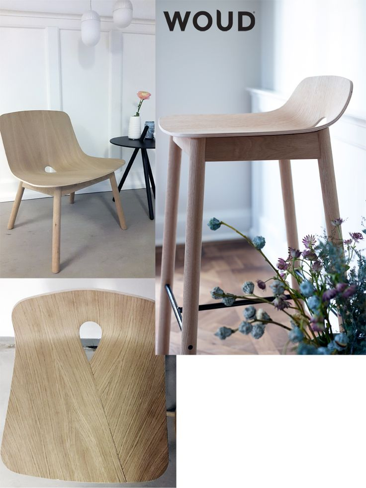 Design Blog - DIY - Home Garden and Living inspiration - chair designed by Kasper Nyman made by Woud design.