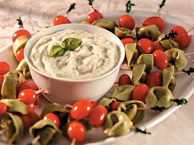 19 Perfect Christmas Appetizers from Readers Digest Remember to visit www.sealedbysanta.com for your letter from Santa!