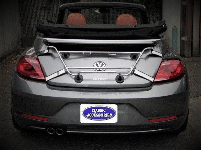 The Custom VW Beetle Luggage Carrier