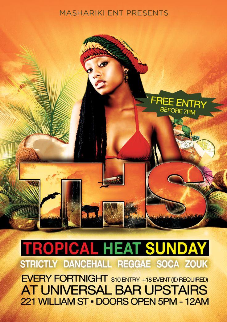 Tropical Heat Sunday