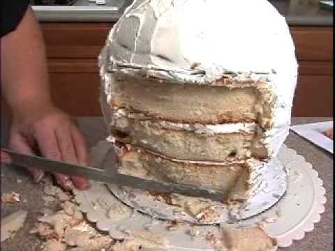 Go Team Football Helmet Cake Trailer - YouTube