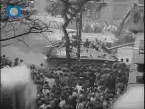 Czechoslovakia 1968 Part 1 RUSSIAN INVASION 1968-1989