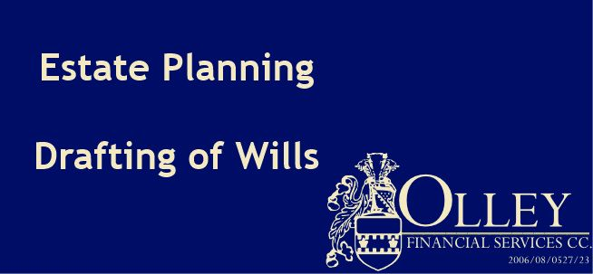 Guiding you, every step of the way, in planning for the future. celri@olleyfin.co.za