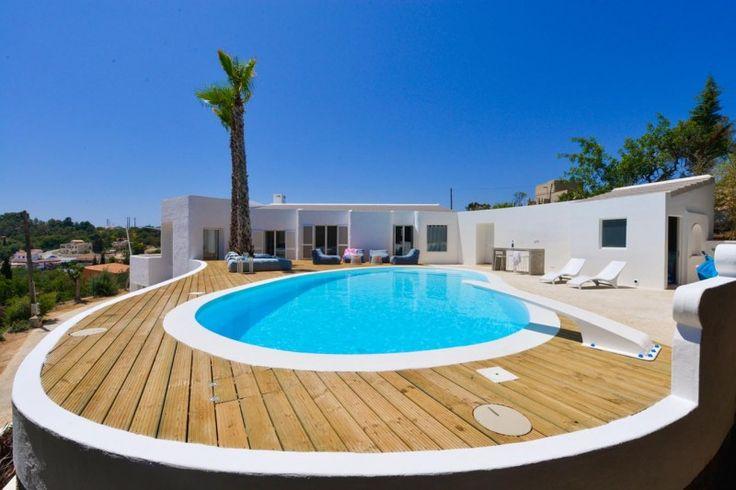 26 maisons de r ve avec piscine a r c h i t e c t u r e pinterest piscines maison. Black Bedroom Furniture Sets. Home Design Ideas