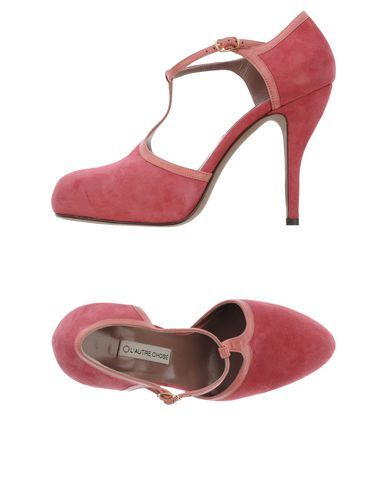 Sandals for Women On Sale in Outlet, Dark Peach, Suede leather, 2017, 5.5 L'autre Chose