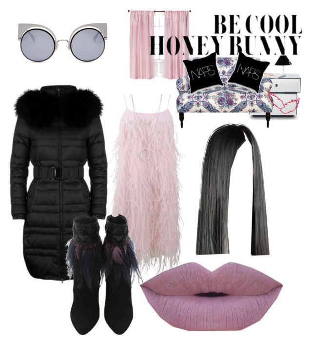 """""""Eh."""" by xololo-vuitton ❤ liked on Polyvore featuring K100 Karrimor, Michael Kors, Christian Dior, Lene Bjerre, Skyline, Shabby Chic, Urban Decay, Anastasia Beverly Hills, Botkier and Fendi"""
