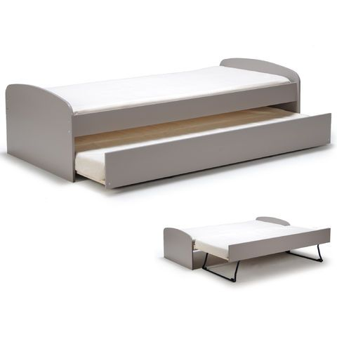 lit gigogne jeremie 90 x 190 cm chambre d 39 enfant pinterest euro and maxis. Black Bedroom Furniture Sets. Home Design Ideas