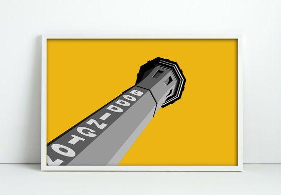Boddingtons Tower by jpappleton on Etsy