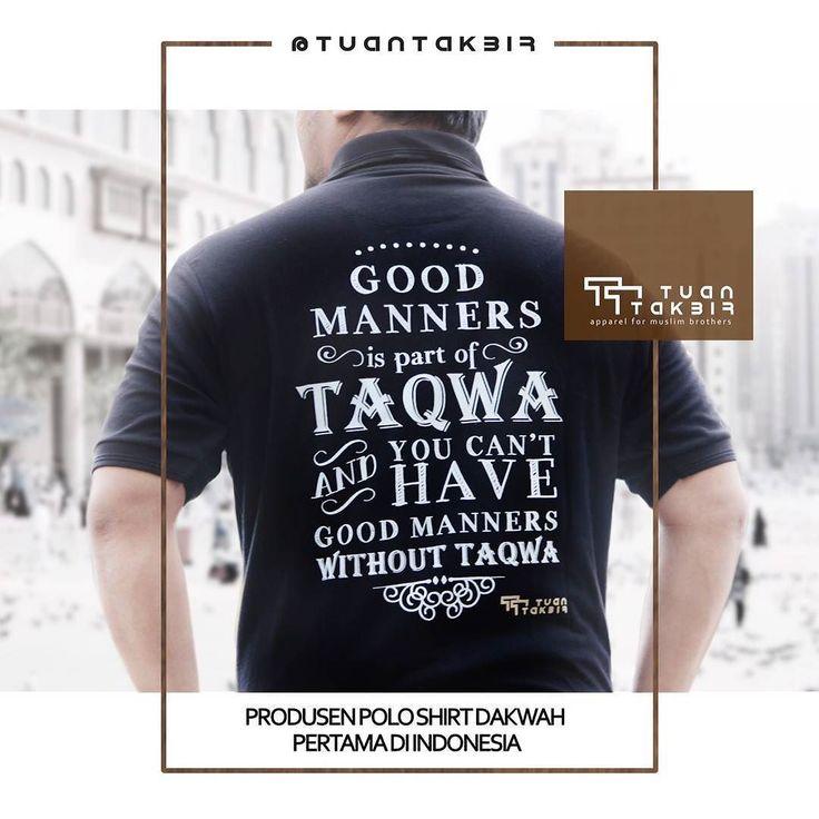 @tuantakbir @tuantakbir PRODUSEN POLO SHIRT DAKWAH PERTAMA DI INDONESIA.  Mari berdakwah beraktivitas & beribadah bersama @tuantakbir. In syaa Allah berbahan nyaman & santun digunakan oleh para ikhwan muslim.