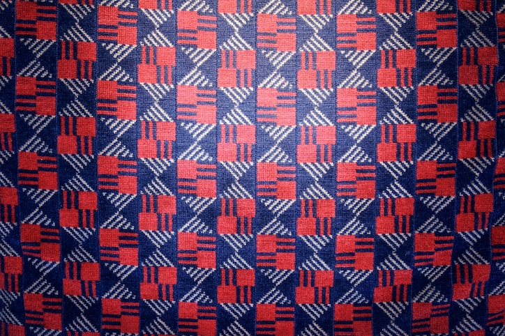PUBLIC TRANSPORT SEAT PATTERN ARCHIVE | Designed patterns for textile fabrics and upholstered transportation seats.