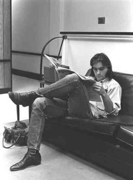 Marty Balin of Jefferson Airplane.  Such a cool, Sexy vocalist.:
