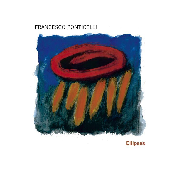 graphic design & artwork for tǔk music • CD front cover ELLIPSES • francesco ponticelli